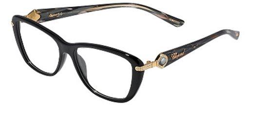 52e9fde62de Chopard VCH138S 0700 Black eyeglasses