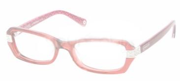 81b2b40d5e0 Coach HC6005 - Marjorie 5032 Bordeaux demo lens eyeglasses