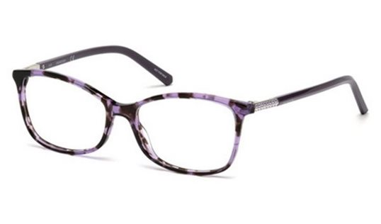 ae70554b85 Daniel Swarovski SK5239 055 coloured havana eyeglasses