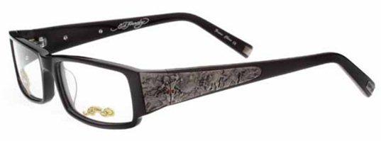 43c6e4790728 Ed Hardy Eho 724 BLK Black eyeglasses