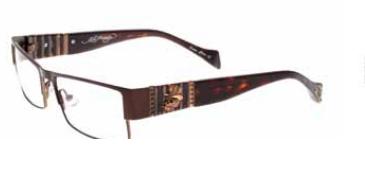 3c172a57a9e5e Ed Hardy Eho 733 eyeglasses