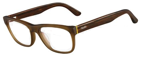 faa178eaaee Fendi F1028 210 Matt Brown eyeglasses