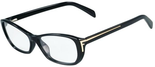 942cfa0d513 Fendi F977 001 Black eyeglasses