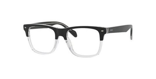 b633dcd0b684 Fossil Fos 7031 07C5 00 Black Crystal eyeglasses