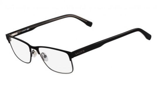 0be720b475d Lacoste L2217 (001) MATTE BLACK eyeglasses