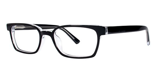 be1163521052 Ogi 7150 106 Black Crystal eyeglasses