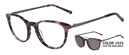 8669ba9073 Prodesign 4734 4324 Pink Medium Semi eyeglasses