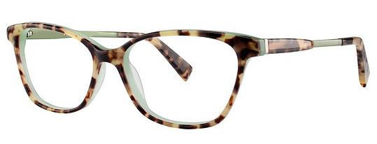 Jade Green Eyeglass Frames : Seraphin Magnolia eyeglasses FramesEmporium