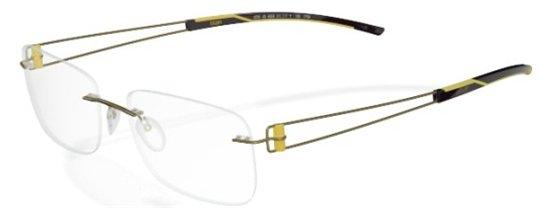 de7f219a41 Silhouette Titan Elements 5201 6052 Purple yellow Rhythm eyeglasses