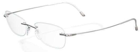 7a4226cbf3 Silhouette Titan X 6618 6051 Silver Frost eyeglasses