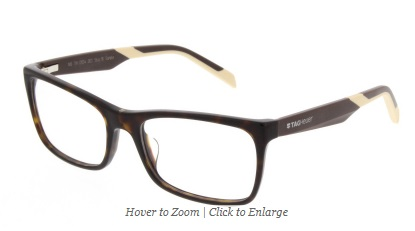 TAG Heuer 0554 B-URBAN Collection 56mm Eyeglasses Frames